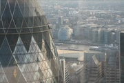 21st Oct 2015 -  View from Heron Tower
