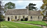 22nd Oct 2015 - Little Church in the Cotswold Countryside.