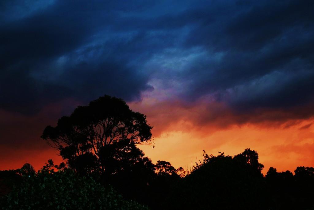 Last Night's Sunset. by happysnaps