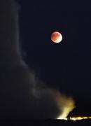 23rd Oct 2015 - Blood Moon Eruption