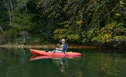 25th Oct 2015 - Jim In Kayak