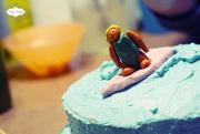 25th Oct 2015 - Cake Surfing