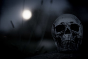 26th Oct 2015 - get pushed Halloween full moon...