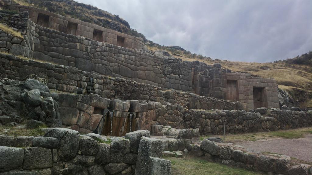 Incas and Cusco area by petaqui