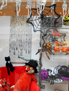 26th Oct 2015 - A Halloween display .....