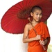 A Young Monk by redy4et