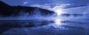 30th Oct 2015 - Prisma Sunset Blue
