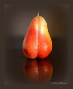 31st Oct 2015 - Oh What a lovely pear...