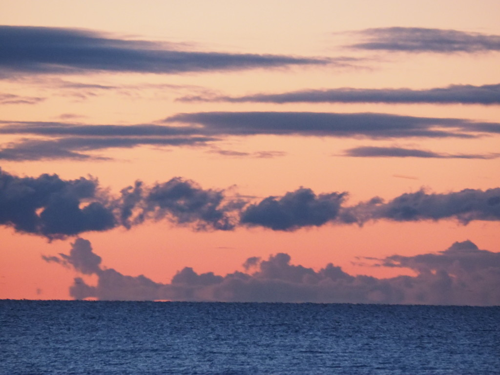 Morning Clouds by selkie