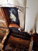 2nd Nov 2015 - My fire damaged closet
