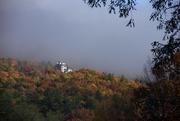 2nd Nov 2015 - Peeking out of the Fog