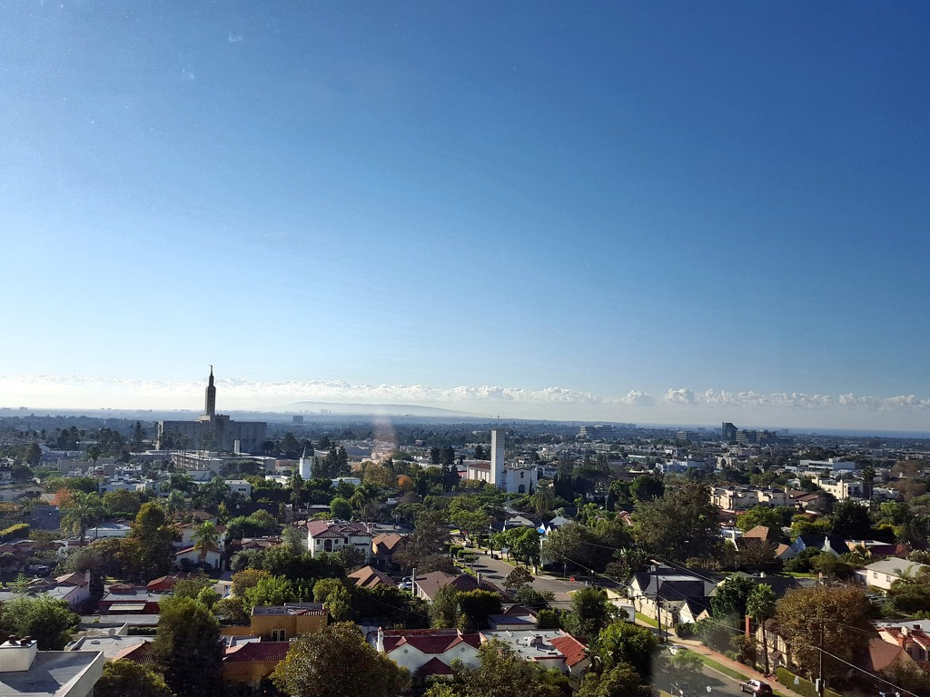 View from the Palomar hotel by bambilee