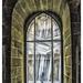 Passer-By: window in St Kilian's Church, Heilbronn by ivan