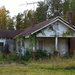 Abandoned house (front view), Dorchester County, South Carolina by congaree
