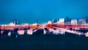 21st Nov 2015 - Zoom Burst the city and add a little etsooi