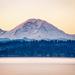 Good Morning Rainier by epcello