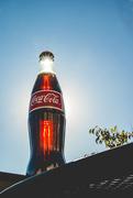 21st Nov 2015 - (Day 281) - Sunshine & Coke