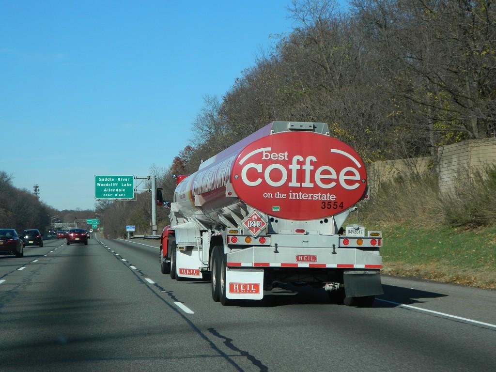 Coffee Truck by jo38