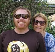 23rd Nov 2010 - Gabe & Katrina are home  :D