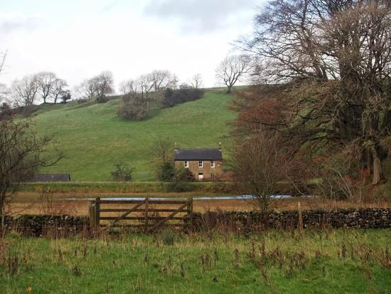 Lancashire farmhouse by happypat