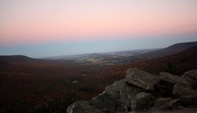 23rd Nov 2015 - South Lookout at Dusk