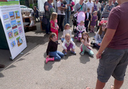 28th Jun 2014 - Story Telling at the Ludlow Fringe....