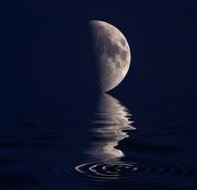 5th Jun 2014 - Moons Ripple.....