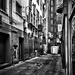 Back alley by golftragic