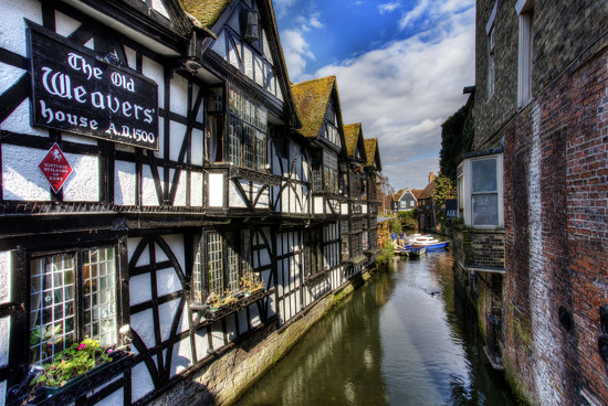 Canterbury..... by brickmaker