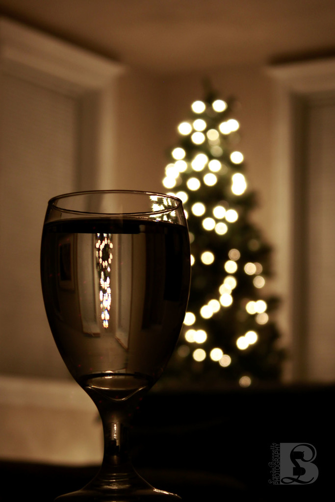 Refracted Christmas by lynbonn