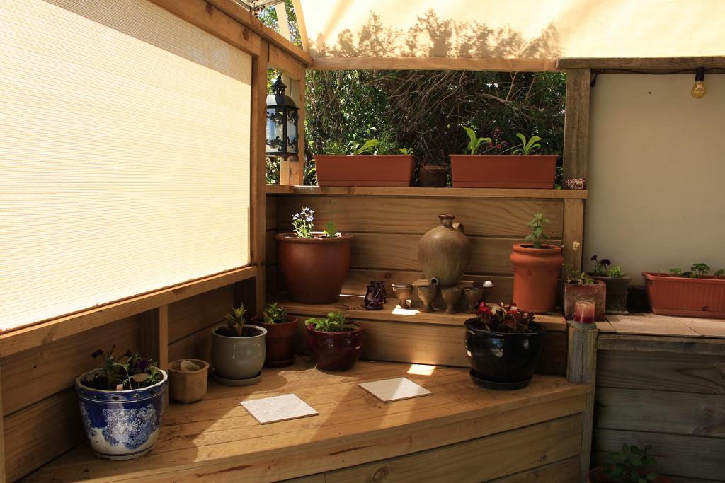Garden room by kiwinanna