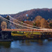 Wheeling, West Virginia Suspension Bridge