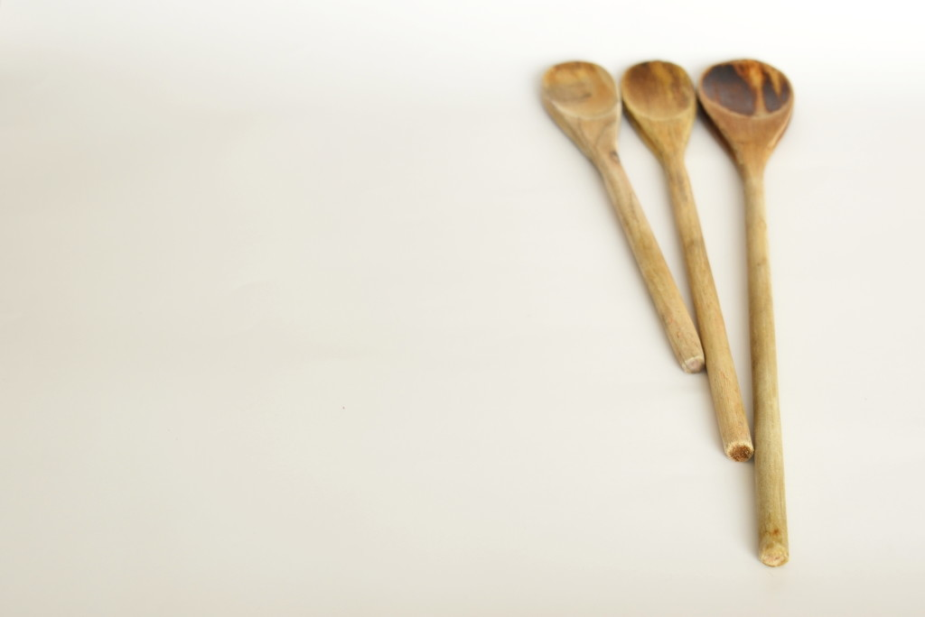 Wooden Spoons by salza