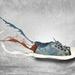 Splattering Shoe