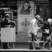 Among the Shoppers by yaorenliu