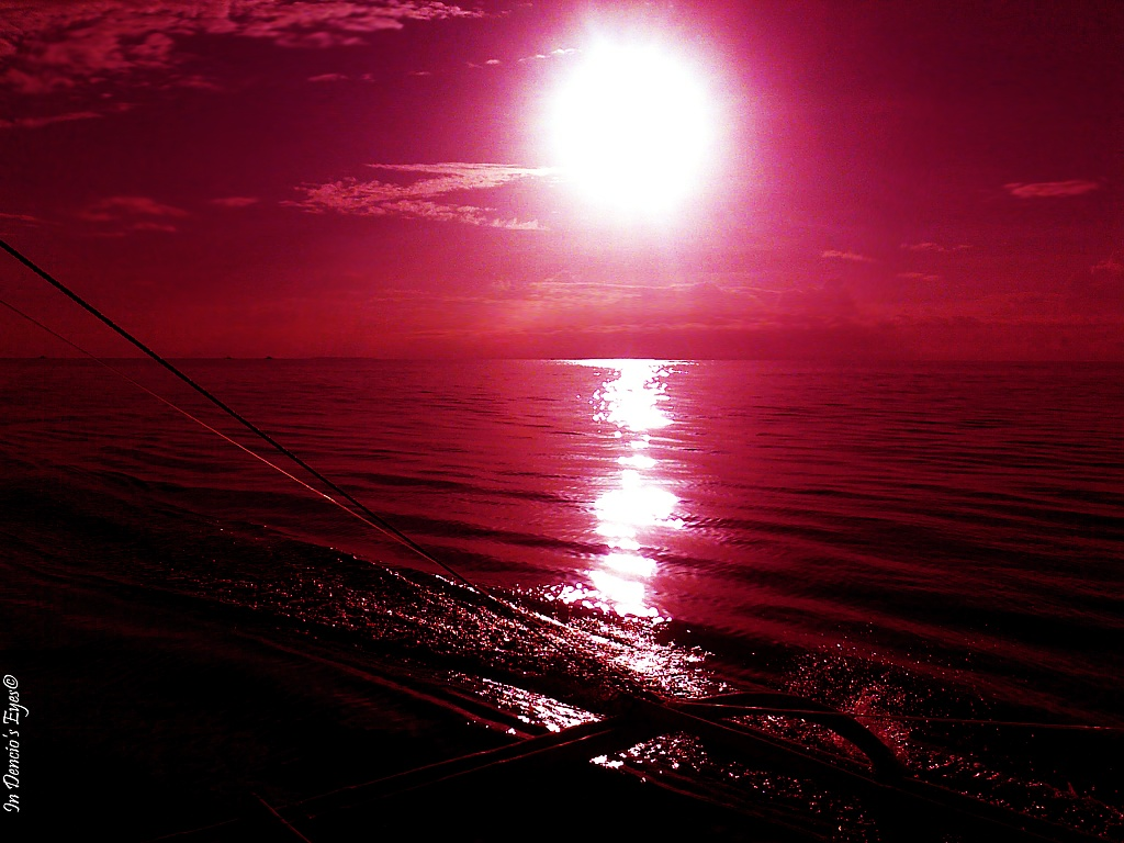 """Sunset of Love"" by iamdencio"