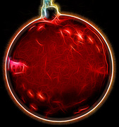9th Dec 2015 - Red bauble