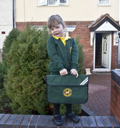 12th Sep 2011 -  First Day at School.....