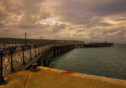 5th Sep 2011 -  Swanage Pier....