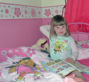 3rd Sep 2011 -  Bed Time Stories.....