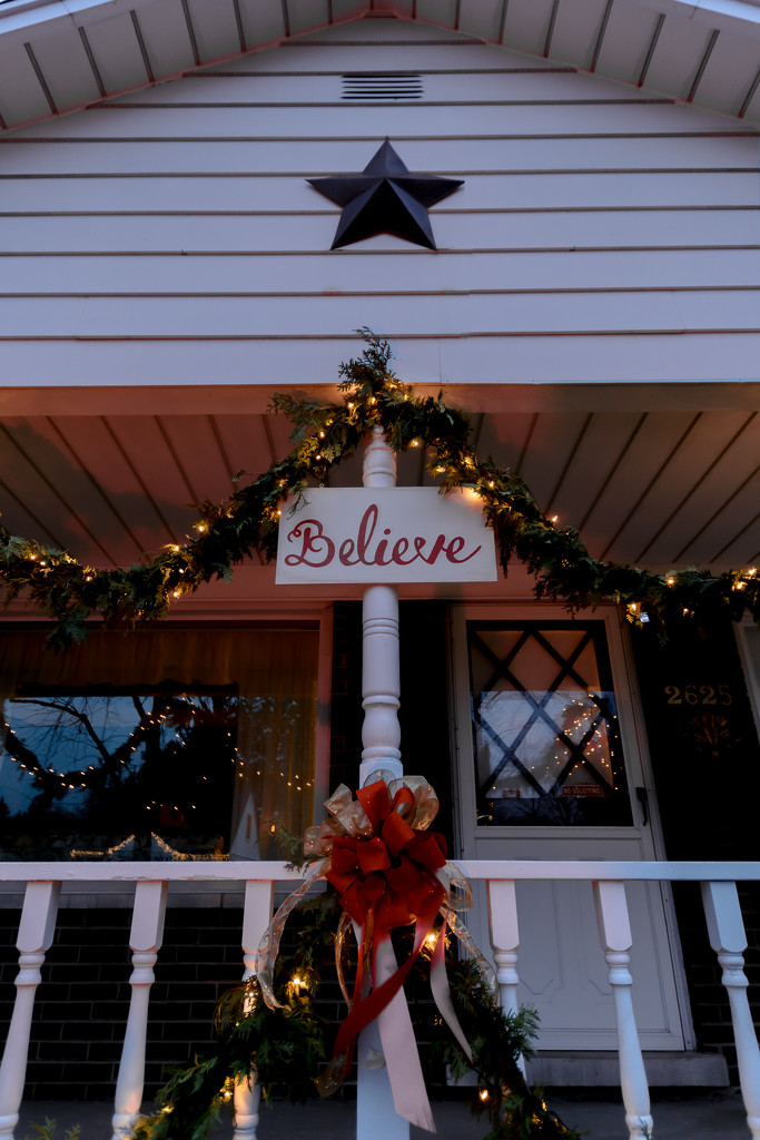 I believe! by jackies365