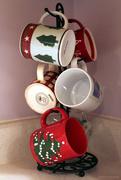 6th Dec 2015 - Christmas mugs