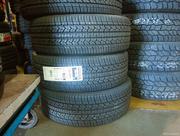 9th Dec 2015 - New tires