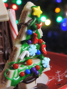 11th Dec 2015 - Candy, plate and tree!