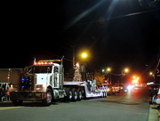 8th Dec 2015 - Semi-truck and forklift!
