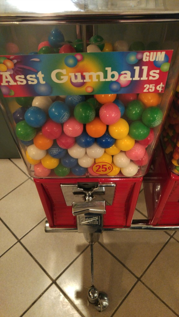 Thanks for the gumball! by jackies365