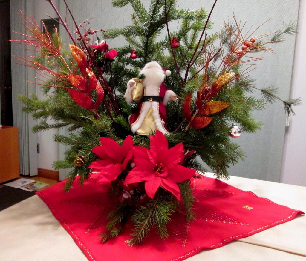 Christmas display by bruni