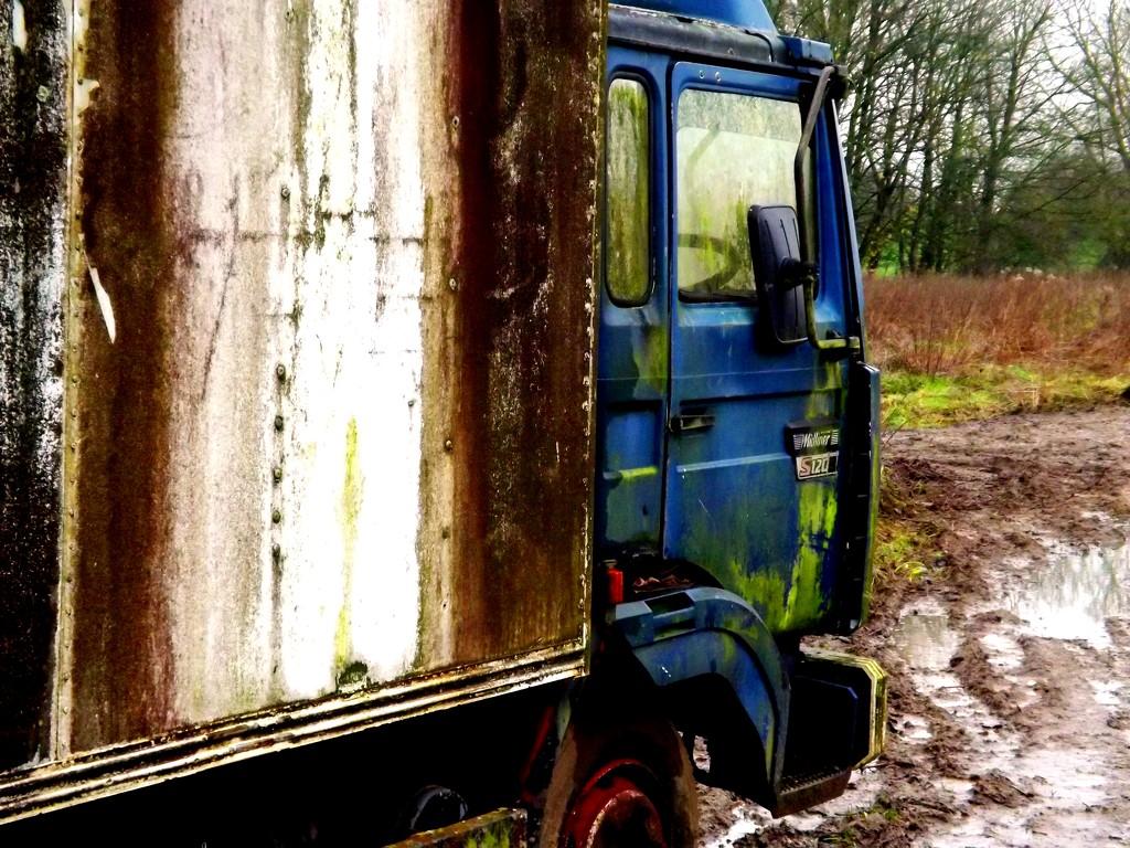 Abandoned by ajisaac