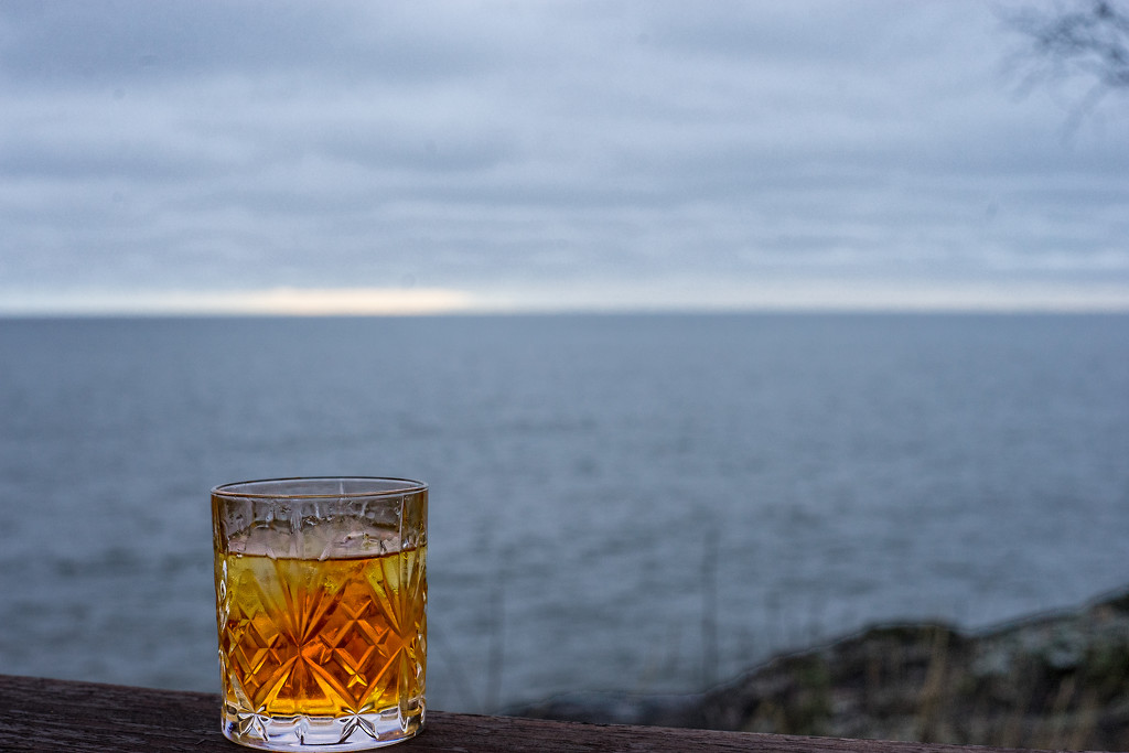 Scotch On the Rocks by tosee