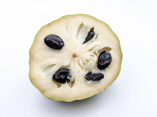 Custard Apple by tonygig